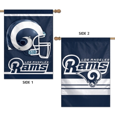 WSSU Rams Double Sided House Flag College Flags and Banners Co