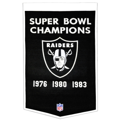 Las Vegas Raiders Dynasty Banner Your Las Vegas Raiders Dynasty Banners Source