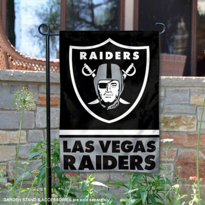 Las Vegas Raiders Garden Banner Flag And Double Sided Garden Banners