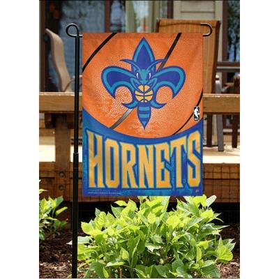 New Orleans Hornets Garden Flag Your New Orleans Hornets