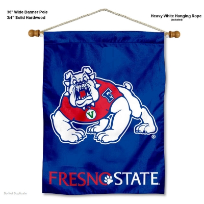Fresno State Bulldogs Wall Banner your Fresno State Bulldogs