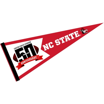 College Flags and Banners Co North Carolina State Wolfpack Windsock