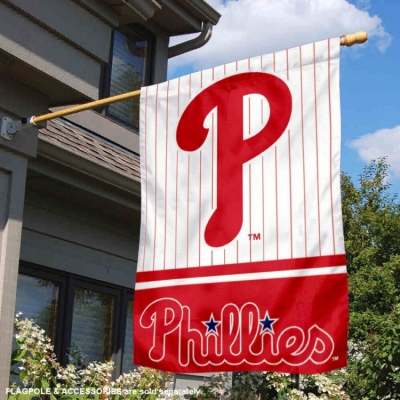 WinCraft Philadelphia Phillies Double Sided House Flag