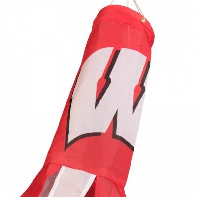 NCAA Wisconsin Badgers Wind Sock