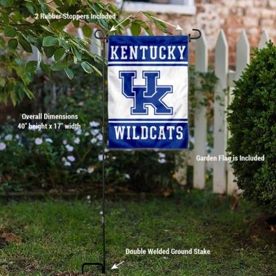 University of Kentucky Basketball Champs 2012 Garden Flag and Yard Banner