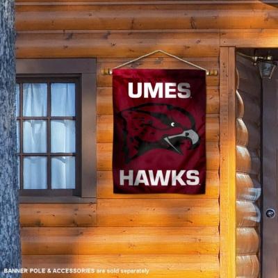 Lehigh Mountain Hawks Two Sided House Flag