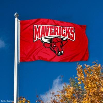 University of Nebraska Omaha Banner House Flag