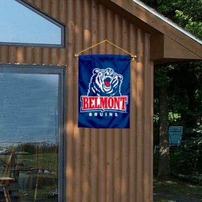 Belmont University Banner Flag
