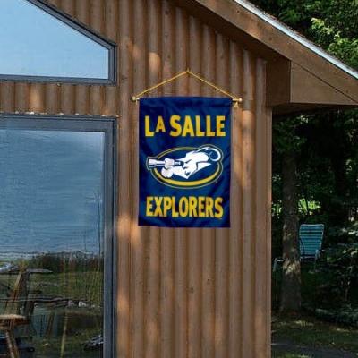 Lasalle Explorers House Flag Banner